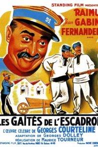 Affiche du film : Les Gaîtés de l'escadron