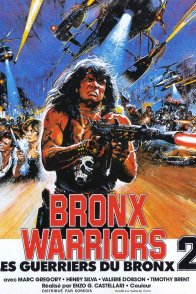 Affiche du film : Les guerriers du bronx ii