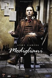 background picture for movie Modigliani