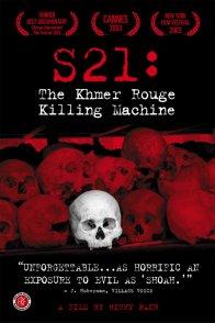 Affiche du film : S21, la machine khmère