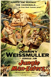 Affiche du film : Les aventuriers de la jungle