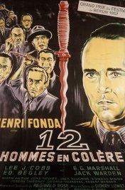 Affiche du film : Douze hommes en colere