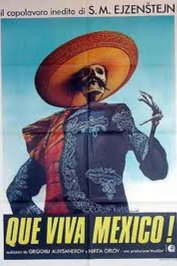 background picture for movie Que viva mexico