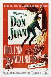 background picture for movie Les aventures de don juan