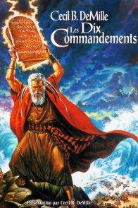 Affiche du film : Les dix commandements