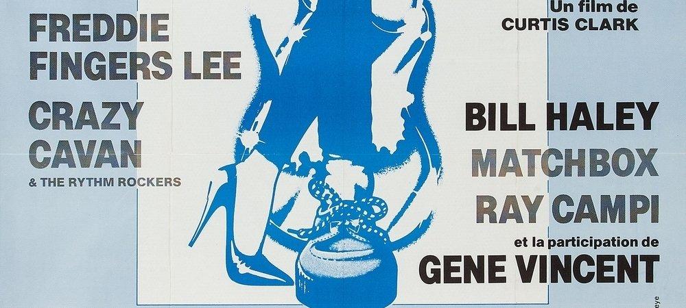 Photo dernier film  Gene Vincent