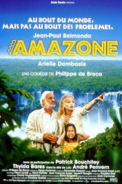 background picture for movie Amazone