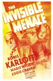 background picture for movie Invisible menace