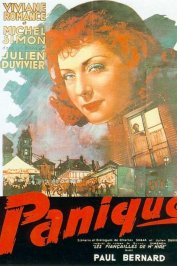 background picture for movie Panique