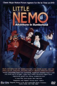 Affiche du film : Little Nemo