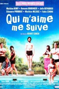 Affiche du film : Qui m'aime
