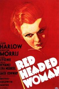 Affiche du film : La femme aux cheveux rouges