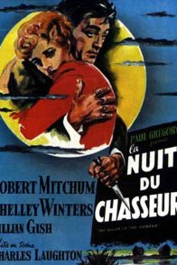 Affiche du film : La nuit du chasseur
