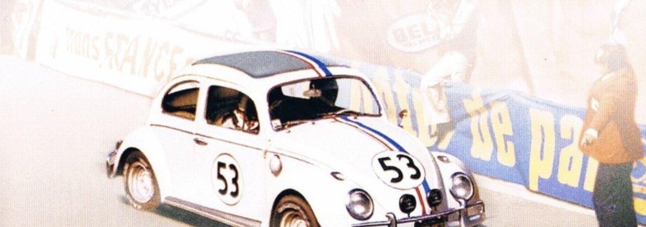Photo du film : La coccinelle a monte-carlo