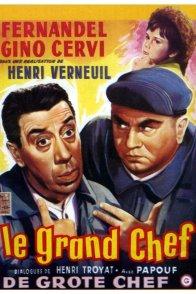 Affiche du film : Le grand chef
