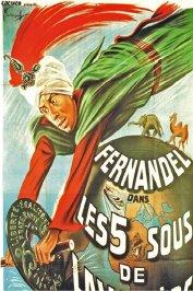 background picture for movie Les cinq sous de lavarede