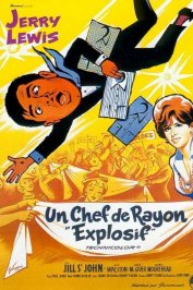 background picture for movie Un chef de rayon explosif