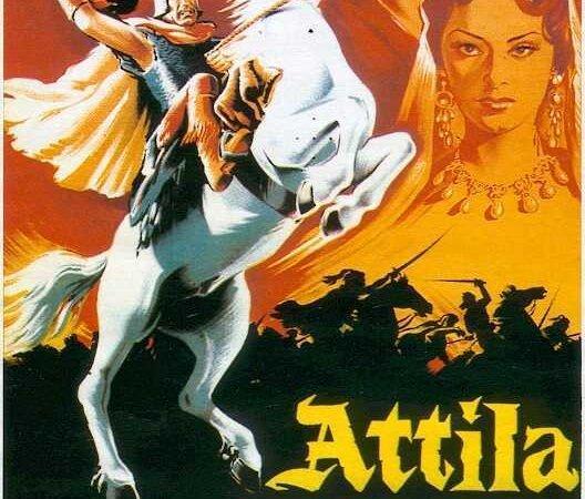 Photo du film : Attila fleau de dieu