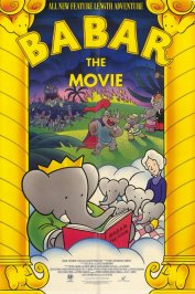 background picture for movie Le triomphe de Babar