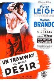 background picture for movie Un tramway nommé désir