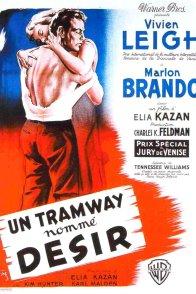 Affiche du film : Un tramway nommé désir
