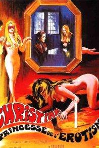 Affiche du film : Christina princesse de l'érotisme