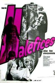 Affiche du film : Les malefices de la momie
