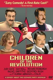 background picture for movie Children of the revolution