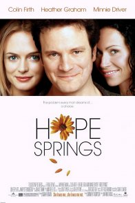 Affiche du film : Hope springs