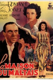 background picture for movie La maison du maltais