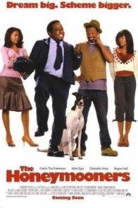Affiche du film : The honeymooners