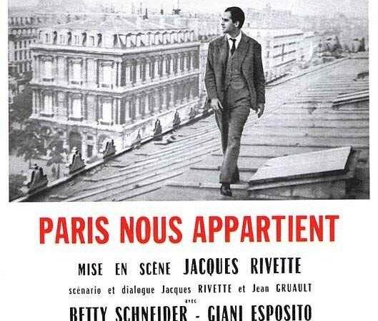 Photo du film : Paris nous appartient