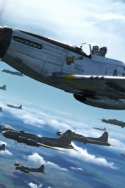 background picture for movie Red Tails