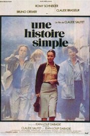 background picture for movie Une histoire simple
