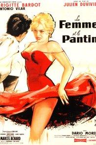 Affiche du film : La femme et le pantin