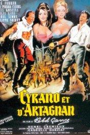 background picture for movie Cyrano et d'Artagnan