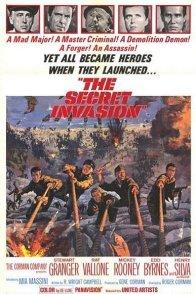 Affiche du film : L'invasion secrete