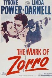 background picture for movie Le signe de zorro