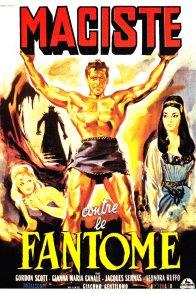 Affiche du film : Maciste contre le fantome