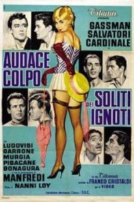 Affiche du film : Hold up a la milanaise
