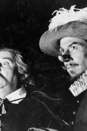background picture for movie Cyrano de bergerac