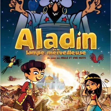 Photo du film : Aladin et la lampe merveilleuse