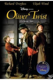 background picture for movie Oliver twist