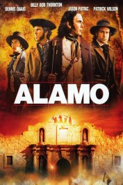 background picture for movie The alamo
