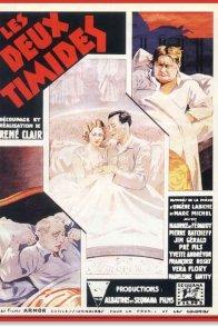 Affiche du film : Les deux timides