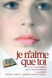 background picture for movie Je n'aime que toi