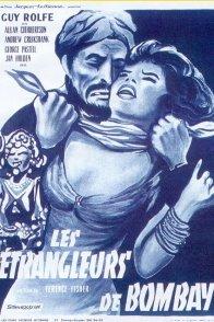 Affiche du film : Les etrangleurs de bombay