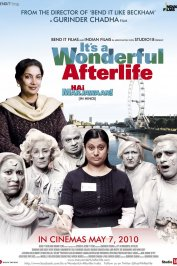 background picture for movie It's a Wonderful Afterlife