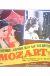 background picture for movie Mozart