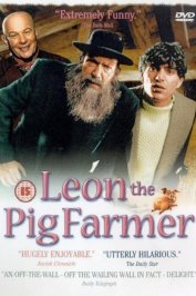 background picture for movie Leon the pig farmer